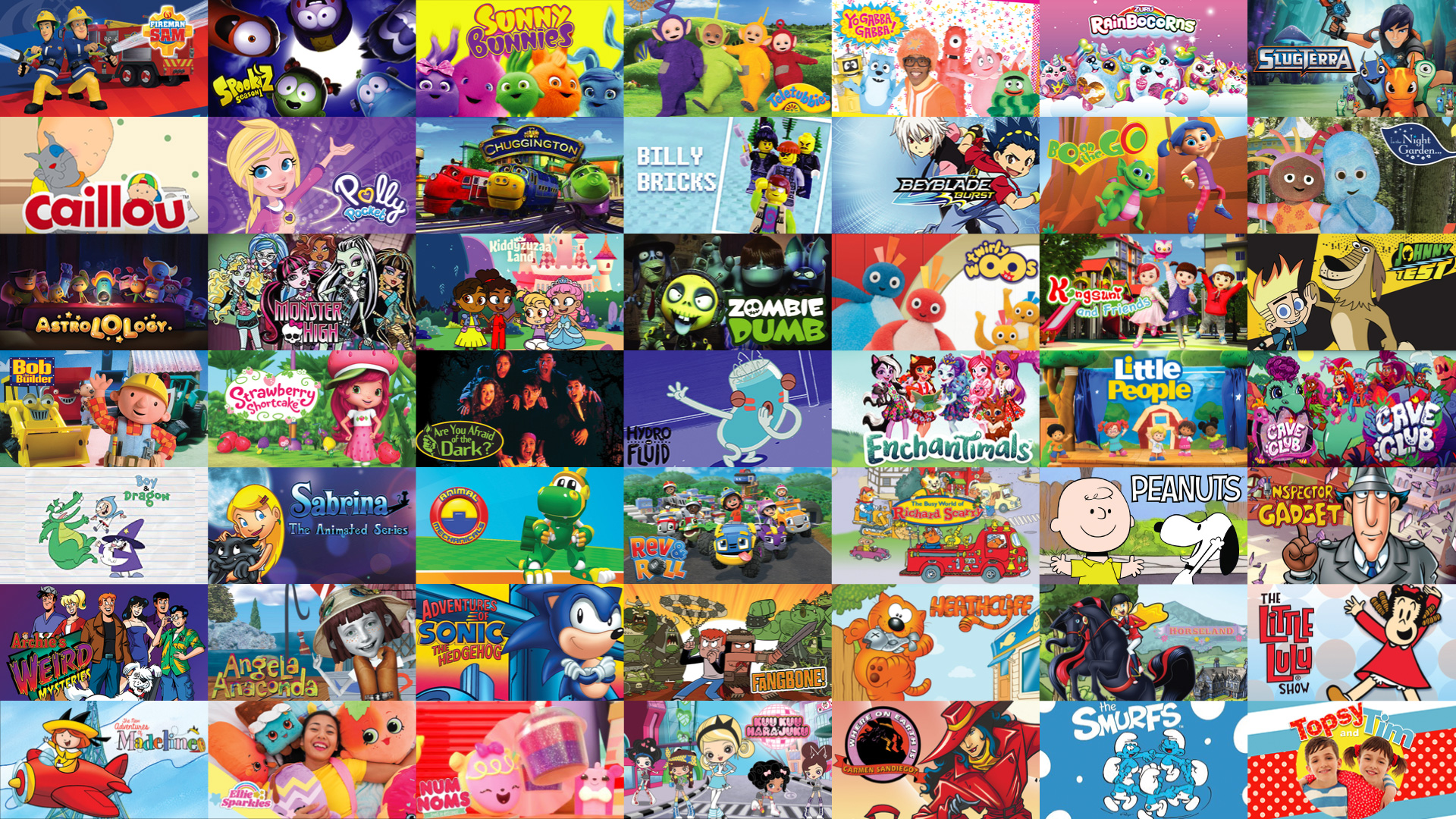 WildBrain Spark-Premium kids and family entertainment content for global audiences on AVOD services